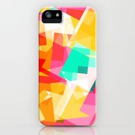 Gridlock iPhone Case