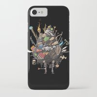 skyrim iPhone & iPod Cases featuring Let me guess, someone stole your sweetroll by Fightstacy
