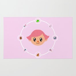 The Villager (Female) [LIMITED] Rug