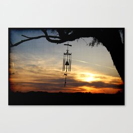 Chime In Canvas Print