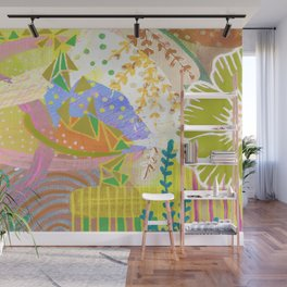 Intuitive Abstract I   Wall Mural
