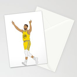 Chef-Curry Stationery Cards