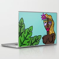 african Laptop & iPad Skins featuring African beauty by Andrea Silvestri