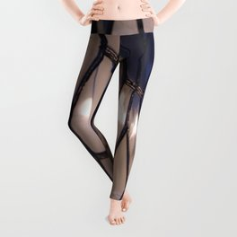 Broken Still Reflects Leggings