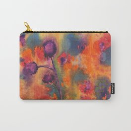 Flowers 1976 Carry-All Pouch