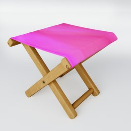 Pinkness Folding Stool