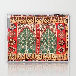 Saf Gümüshane Northeast Anatolian Kilim Print Laptop & iPad Skin