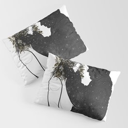The peace in your hand. Pillow Sham