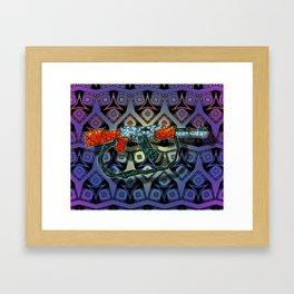 Kalashnikov Framed Art Print