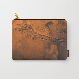 Valles Marineris, Mars Carry-All Pouch