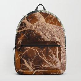 Bleached Bones of the Symmetrical Tree Backpack