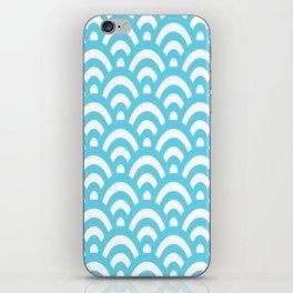 Wave Pattern iPhone Skin