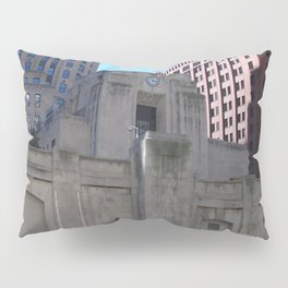Chicago Skyline, Chicago from the River Pillow Sham