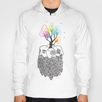 tree of life Hoodies featuring Tree Of Life by Heiko Windisch
