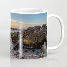 Sunset in Monterey, California Coffee Mug