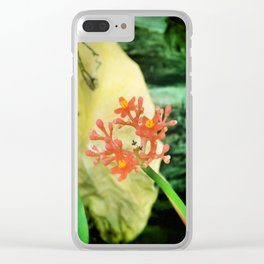 Little Things Clear iPhone Case