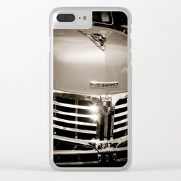 1940s Lincoln Clear iPhone Case