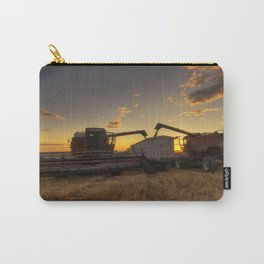 Golden Hour Grain Carry-All Pouch