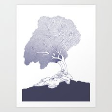 Fruitful Beginnings Art Print