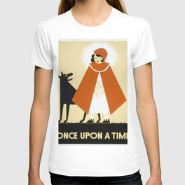 Vintage poster - Little Red Riding Hood T-shirt