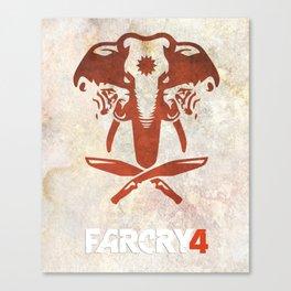 Farcry 4 Canvas Print