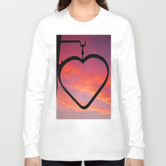 Love Sunset Long Sleeve T-shirt