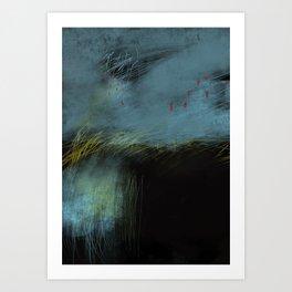 Morceaux/Pieces 5 Art Print
