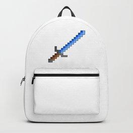 sword diamond Backpack
