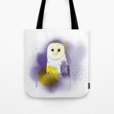 The Calm Owl Tote Bag