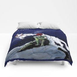 Princess Fen'harel Comforters