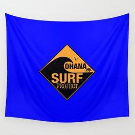 Ohana Surf Project Wall Tapestry