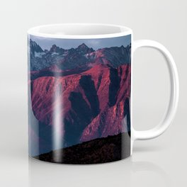 Red mountain 4 Coffee Mug