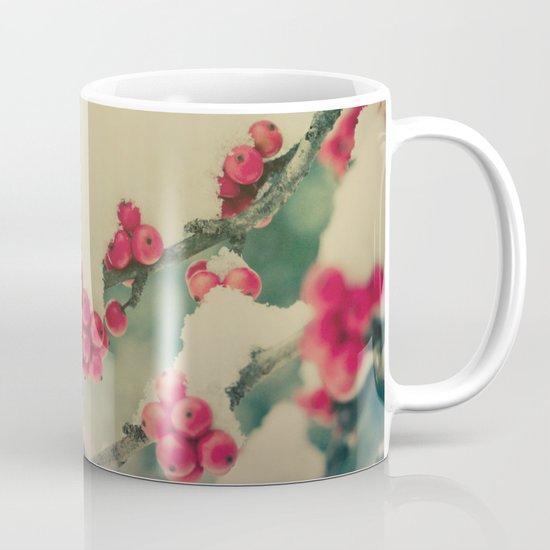 Winter Berry Mug
