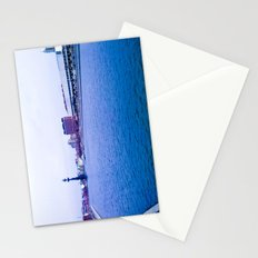 Submerged in the depths of my soul. Stationery Cards
