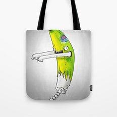 Banana Zombie Tote Bag