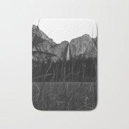 Yosemite Falls VI Bath Mat