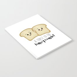 A Toast To The Happy Couple! Notebook