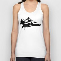 nike Tank Tops featuring Nike Air Max 90' by GRIB'