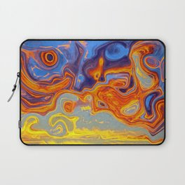 STORM CENTRES Laptop Sleeve