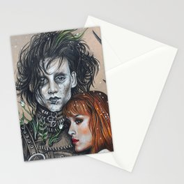 """Oh, Edward"" Stationery Cards"