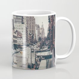 Tough Streets - NYC Coffee Mug