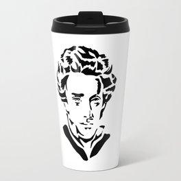 Soren Kierkegaard Travel Mug