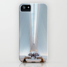 Oculus in New York iPhone Case