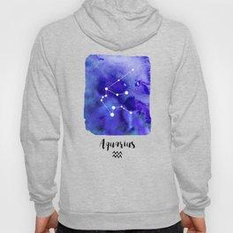 Aquarius Constellation Hoody