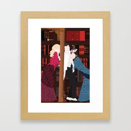 I'VE DECIDED TO MARRY YOU – A GENTLEMAN'S GUIDE TO LOVE AND MURDER Framed Art Print