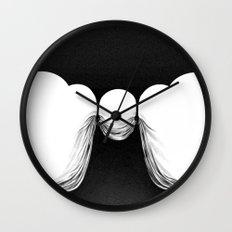 Bat Cave Wall Clock