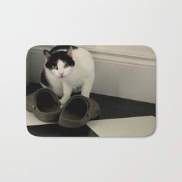 How Low Can YOU Go? Bath Mat