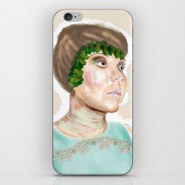 Un dulce y oscuro deseo iPhone Skin