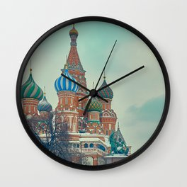 Cathedral of Vasily the Blessed Wall Clock