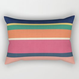 Colorful and modern art I Rectangular Pillow